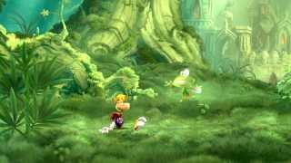 Rayman Legends: Intro + Level 1 @ Multiplayer Gameplay PC