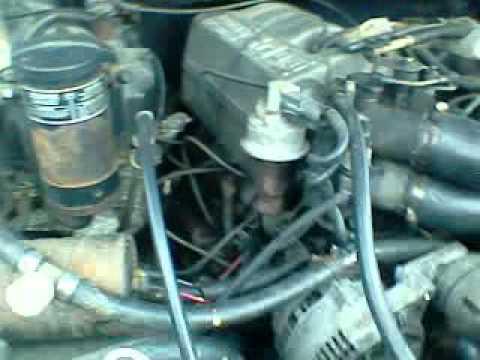 1992 50 v8 302 Ford F-150 pick-up - YouTube