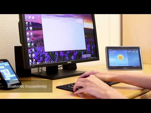 Introducing the Falcon Bluetooth Keyboard