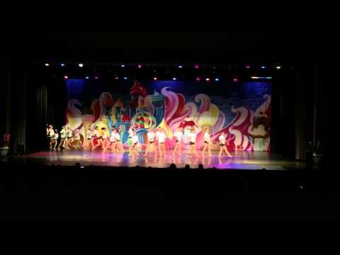 2015 Dance Recital Opening