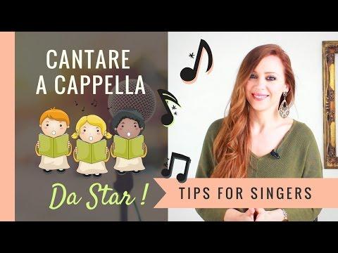Cantare a Cappella