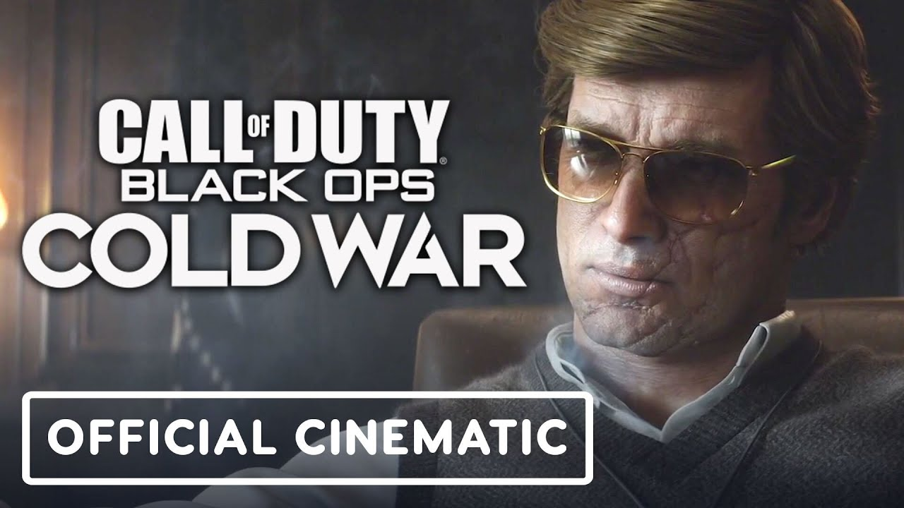 Call of Duty: Black Ops Cold War - Official Perseus Briefing Cinematic | gamescom 2020