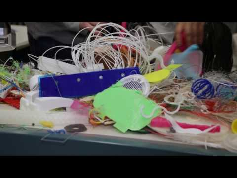 Zero waste 3D printing - An initiative to collect and recycle  plastic left behind from 3D printers