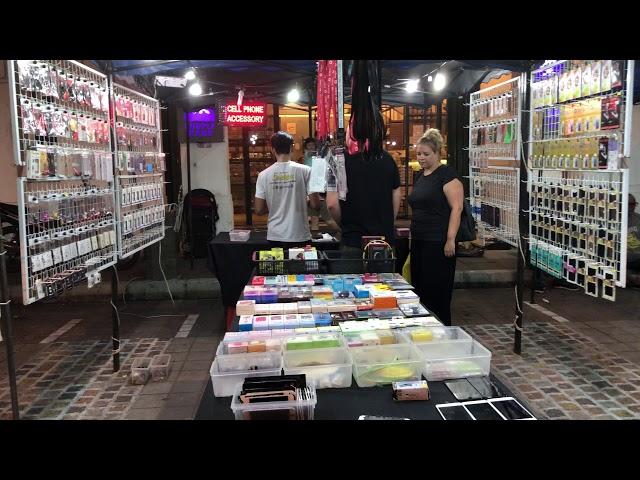 4K Ipoh Night Bazaar