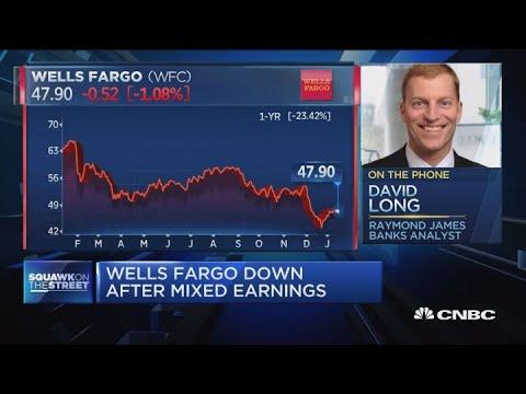 Q4 earnings are seasonally weaker for Wells Fargo: Analyst