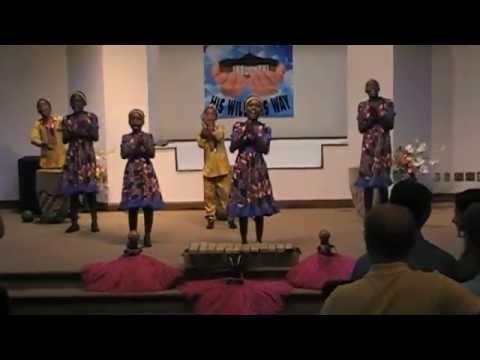 Ugandan Kids Choir