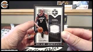 SICK! Courtside Basketball 8-Box Random Mixer #101 [Best of Basketball, Dominion, Spectra, TCert]