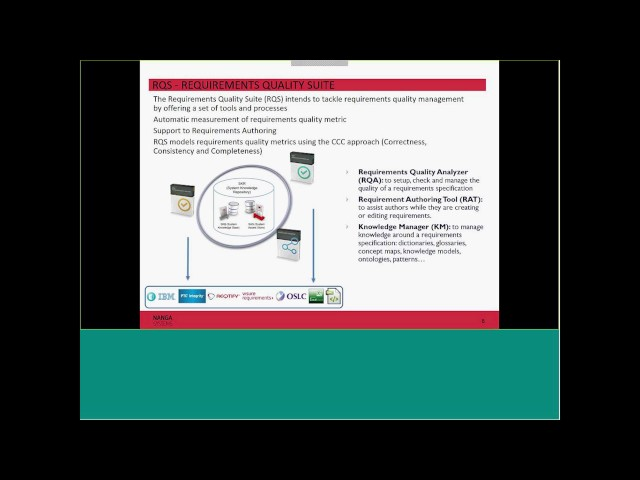 Managing requirement quality with PTC Integrity Lifecycle Manager and Integrity Modeler [Webinar]