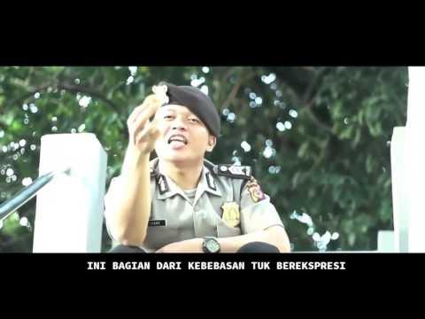 saingi youngLex!!! Polisi Nge Rap Lagu Tahu Bulat  (Brigadir Teddy Triadi)