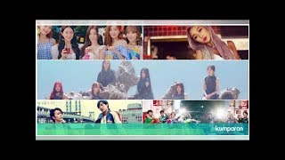5 Video Klip Idola K-Pop Terbaru yang Rilis di Bulan Agustus