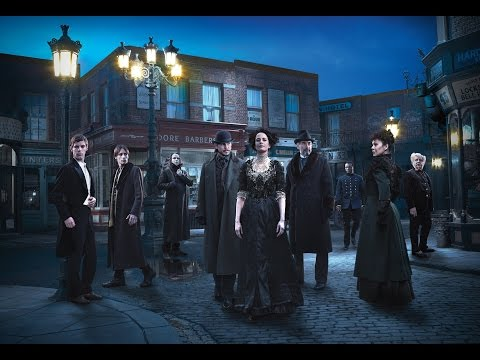Penny Dreadful Season 3 End || Series Final || Final Scene || Poem