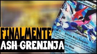 FINALMENTE BOX ASH-GRENINJA!