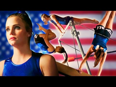 Tiffany Alvord does Gymnastics! | Rio Olympics 2016