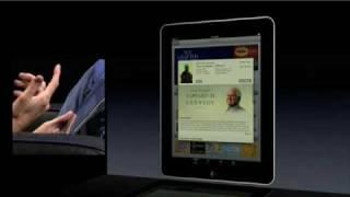 Steve Jobs iPad için iPhone 4 ve iPod touch Tanıttı