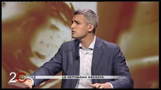 VENTIEDIECI PUNTATA DEL 20 GIUGNO 2017 CON FEDERICO CANER – JACOPO BERTI