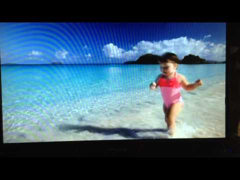 US Virgin Islands Commercial w/ Pressure Sing V.I. Nice