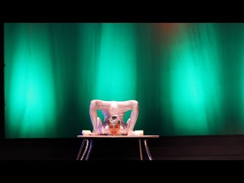 Mongolian Contortionists Vie To Become Cultural Icon