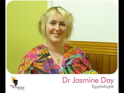 Dr.Jasmine Day, Cultural Anthropologist & Egyptologist
