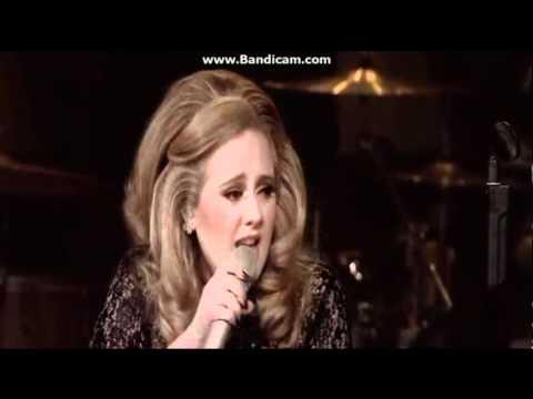 Adele - I love to swear