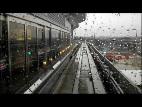 ATL SkyTrain at the Atlanta Airport - Mitsubishi Crystal Mover