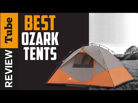 ✅Tent: Best Ozark Tent 2019 (Buying Guide)