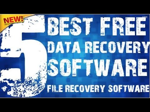 THE TOP 5 FREE Data Recovery SoftWare Completely FREE Download |WINDOWS  XP|7|8|Usb|Sd CARD|BEST 2016