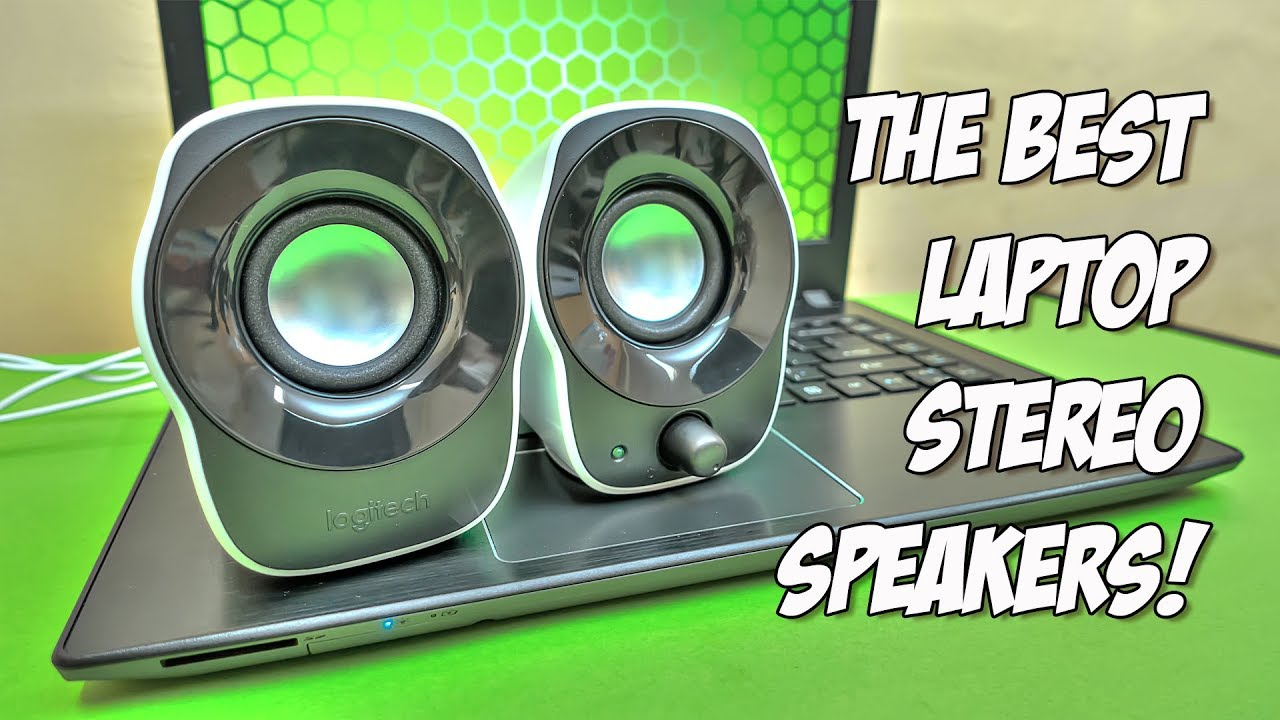 Logitech Z120 Speakers Unboxing Review And Sound Test Youtube Stereo