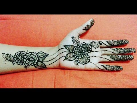 Mehndi Hand Patterns Diwali : Ramjan eid mehendi diwali mehandi henna design best latest