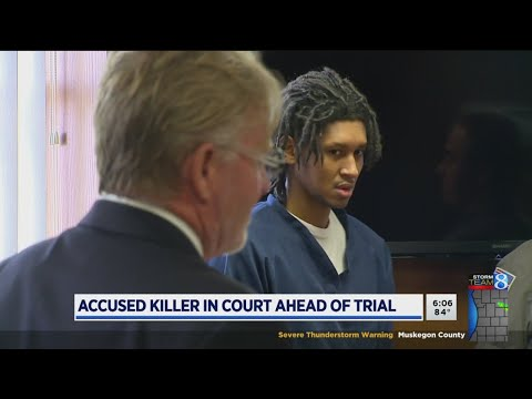 Jury Can Hear About Kzoo Murder Suspect's Escape