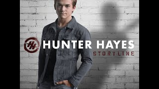 """Still Fallin"" by Hunter Hayes (Lyric Video)"