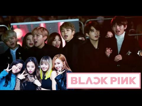 BTS Dancing And Singing To BLACKPINK Songs