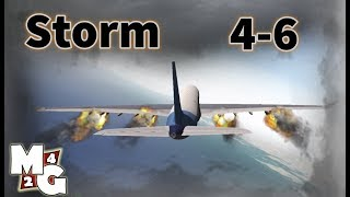 STORM MISSIONS 4-6 | Extreme Landings Pro screenshot 3
