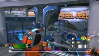 Monday Night Combat Gameplay (PC) - Tank