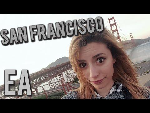 VISITO LAS OFICINAS DE ELECTRONIC ARTS | Viaje a San Francisco