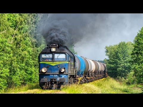 Objazdowe pociągi przez Sierpc - JSL 2016