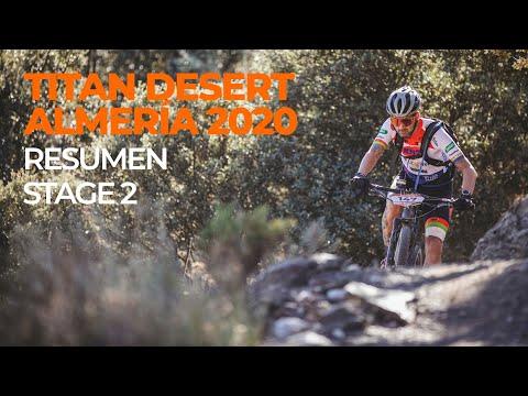 TITAN DESERT ALMERÍA 2020 | RESUMEN ETAPA / STAGE 02