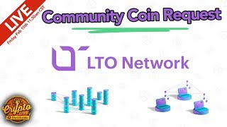 LTO Network Review - Crypto Live Ep. 43