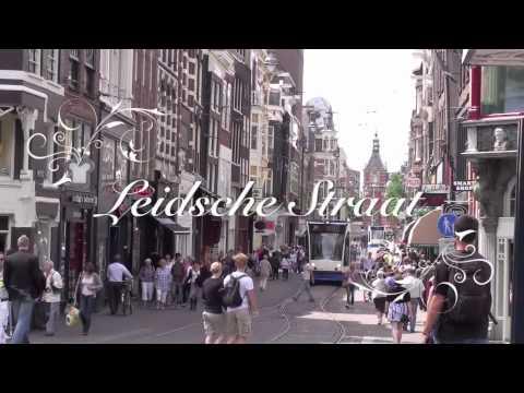 Amsterdam City walk 2010, Stadswandeling