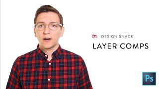 InVision Design Snack #1 - Layer Comps