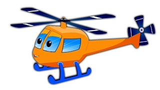 helikopter | Mobil Cuci | video untuk anak-anak | Kids Vehicles | Toy Cars | Car Wash | Helicopter