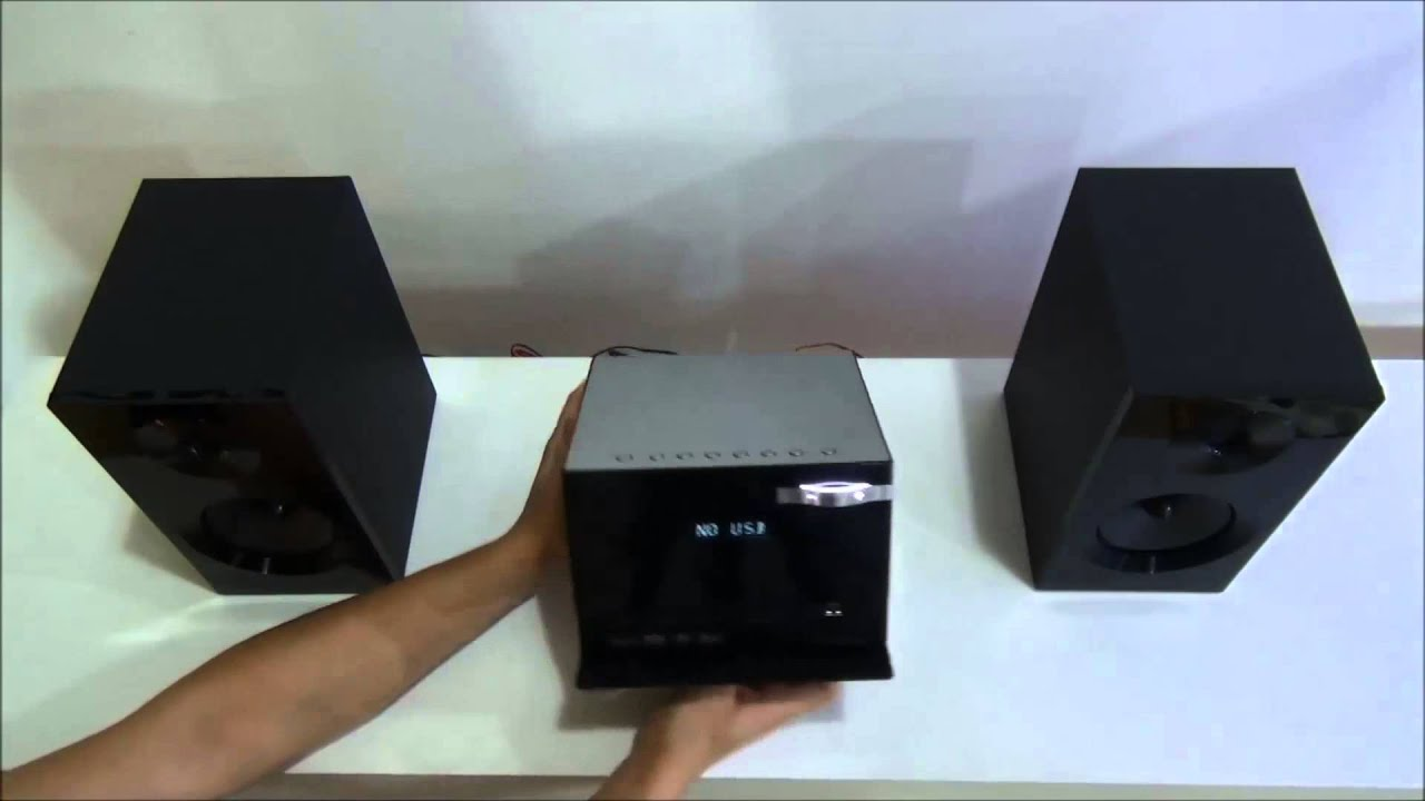 Microsistem audio SAMSUNG MME330D  YouTube