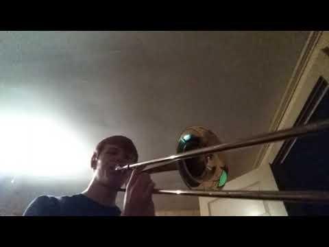 All of Me Trombone