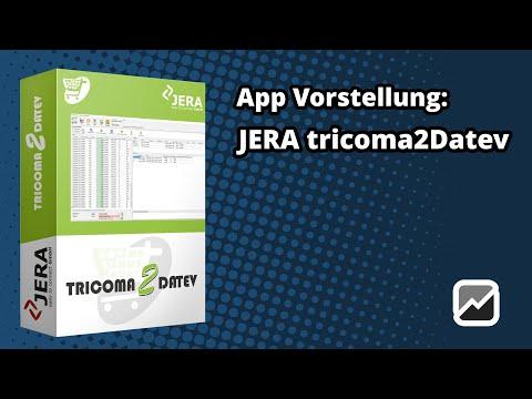 tricoma - JERA tricoma2datev
