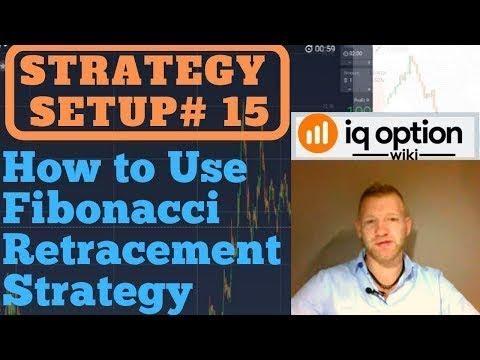 How to Use the Fibonacci Retracement Strategy on IQ Option #15
