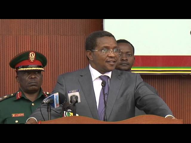 PRESIDENT KIKWETE -  EVERY TANZANIA WILL BENEFIT FROM OIL AND GAS EXPLORATION