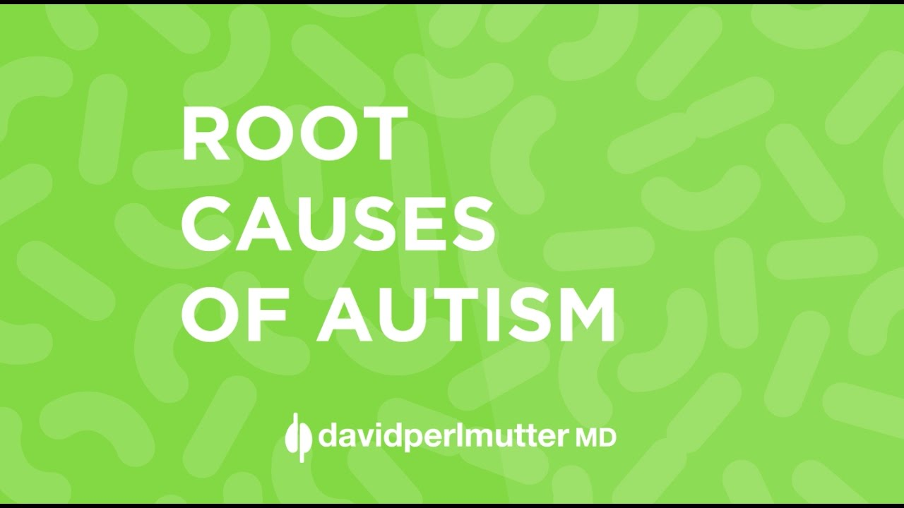 Root Causes of Autism - David Perlmutter M D
