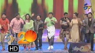 Hemachnadra, Vand ' Srinivas Performance - Mayadari Maisamma Song in Nizamabad ETV @ 20 Celebrations