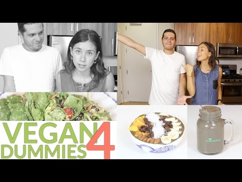 HOW TO START A VEGAN DIET FOR BEGINNERS! Ft. David Souza