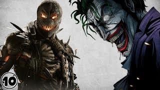 Top 10 Scariest Super Villains