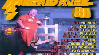 12.-T.B.O. - Tarzan Boy(Megadance 98)CD-2